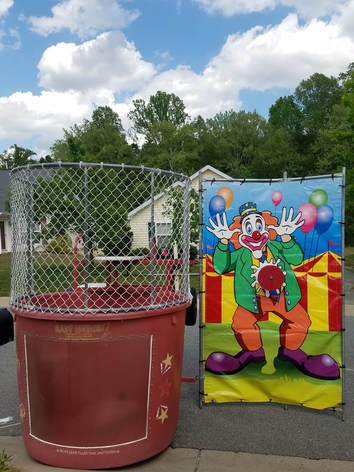 Dunk Tank Rental in Durham, NC