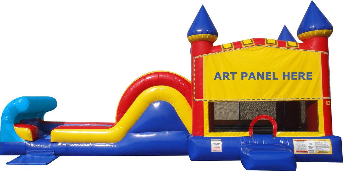 Fine Inflatable Bounce House Obstacle Course Rentals In Durham Download Free Architecture Designs Scobabritishbridgeorg